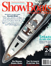 Show Boats magazine january 2015 - Legend explorer