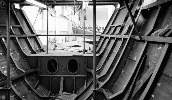 Yacht construction by Diana Yacht Design
