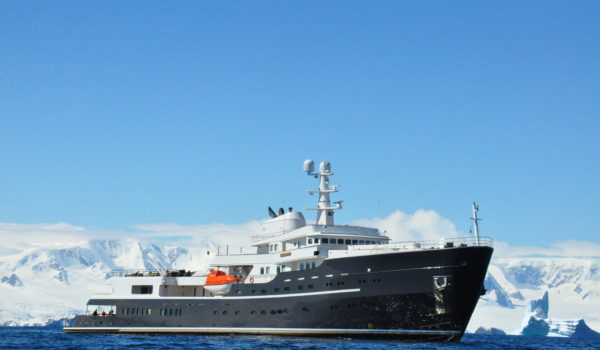 Legend in the Arctic by Icon Yachts