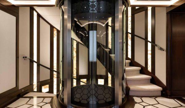 Just J's main deck hallway