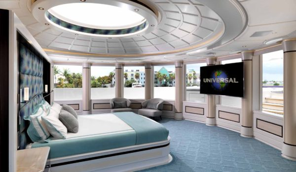 Just J's owners deck master stateroom