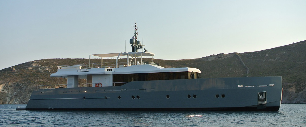 Only Now with naval architecture by Diana Yacht Design