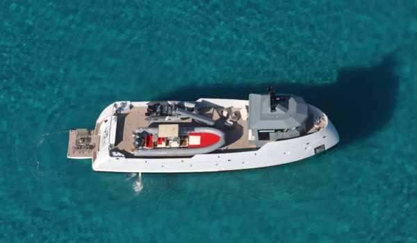 YXT by Lynx Yachts with naval architecture by Diana Yacht Design