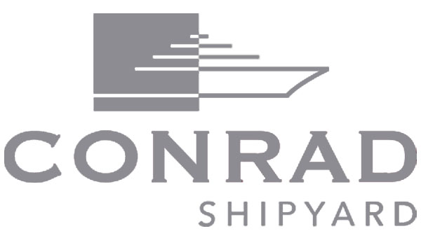 Logo Conrad Shipyard - Poland