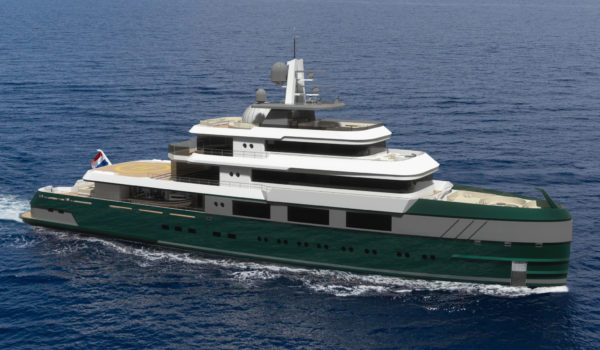 Beyond Concept by Diana Yacht Design