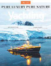 Yachting magazine 2018 - Explorer yacht Legend