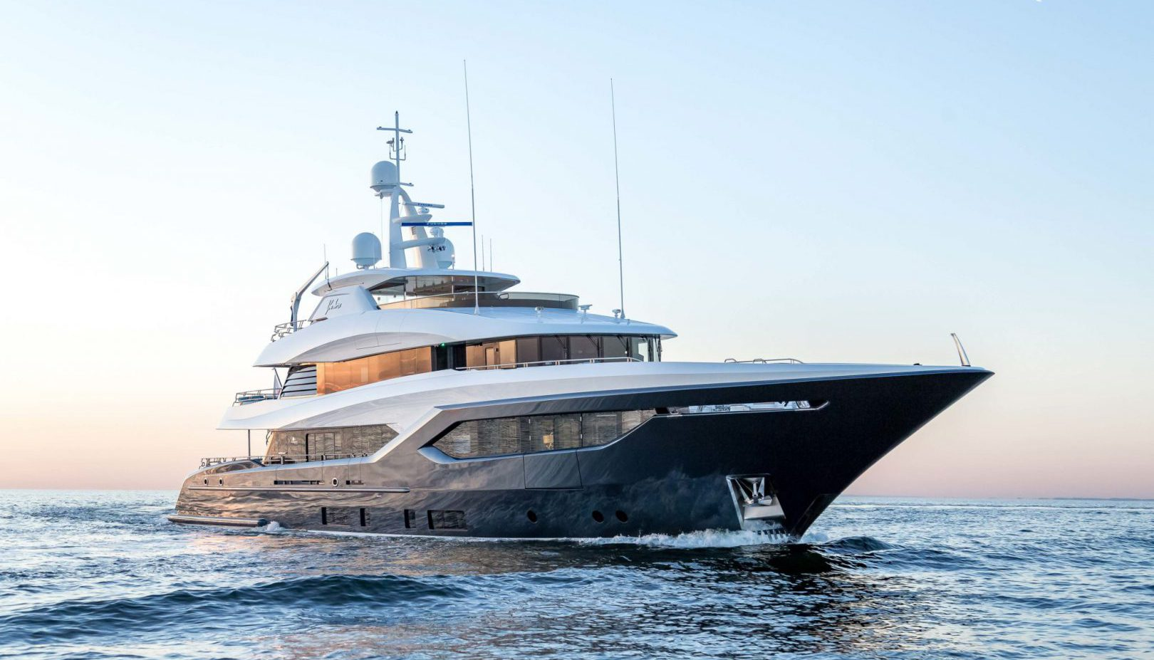 Viatoris is capable of a range of 4000nm with cruising speed of 10.5 knots