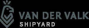 Logo van der valk shipyard