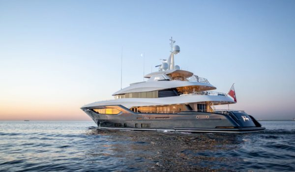 Viatoris winner World Superyacht Awards 2019