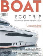 Scout motor yacht in Boat International magazine - US edition - June 2019