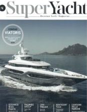 Viatoris Superyacht - Russian Yacht Magazine - naval architecture Diana Yacht Design