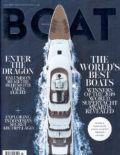 Boat International magazine - July 2019