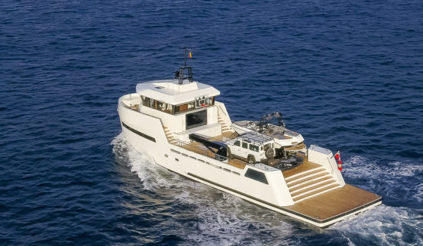 YXT 24 Evolution - seaview - naval architecture by Diana Yacht Design