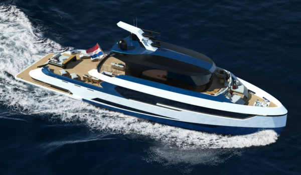 Concept Blue Angel by Diana Yacht Design