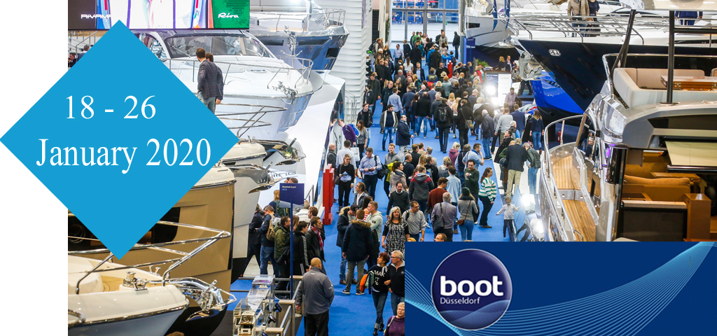 Boot Dusseldorf 2020, photo credits Messe Dusseldorf / Ctillmann
