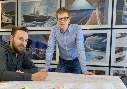 Diana Yacht Design office The Netherlands