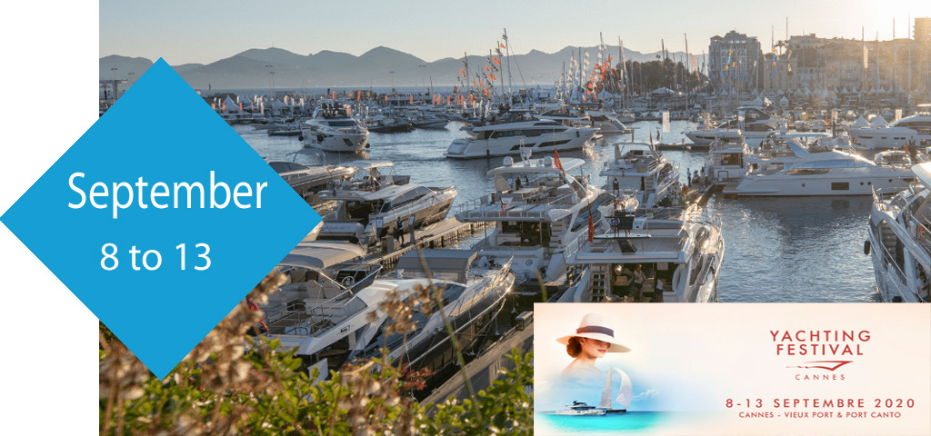 Get in touch with Diana Yacht Design at Cannes Yachting Festival 2020