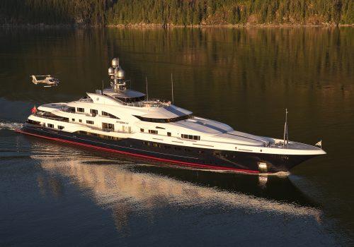 Atessa IV - refit by Diana Yacht Design