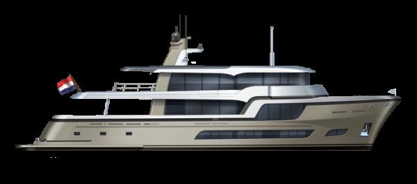 Explorer yacht Lady Lene