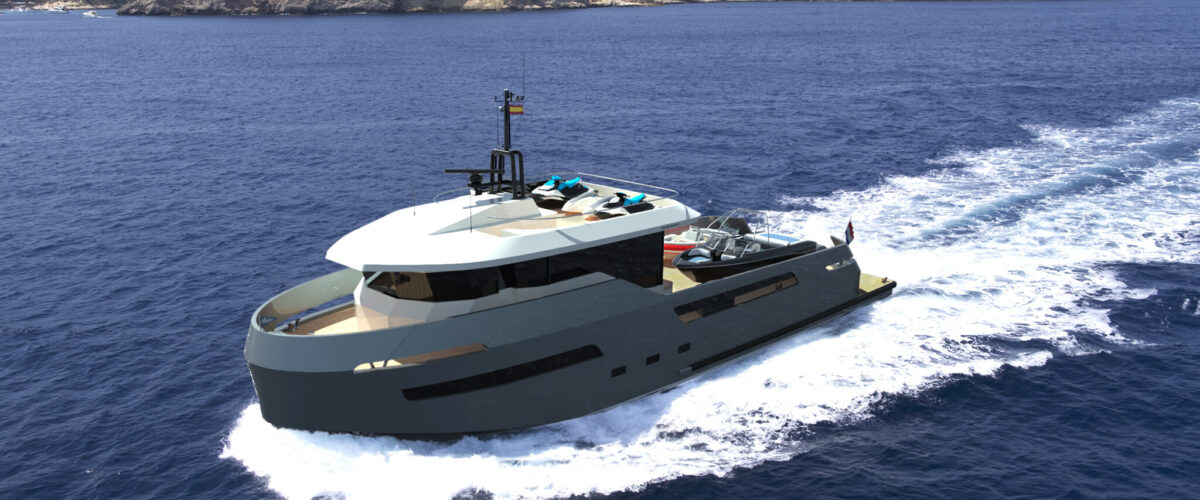 Crossover 27 - by Lynx yachts