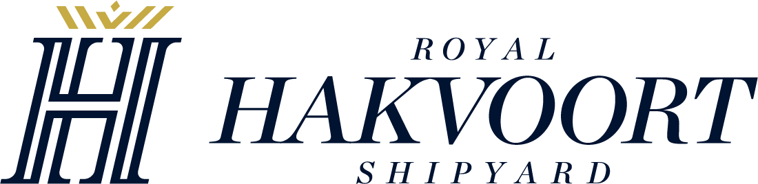 Royal Hakvoort Shipyard logo