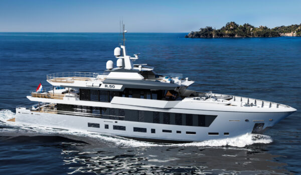 DIANA R.50 - 47-metre superyacht concept by Diana Yacht Design