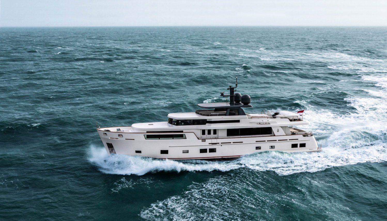 Venera - motoryacht - naval architecture by Diana Yacht Design
